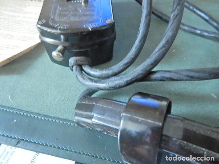 Vintage: Cronómetro antiguo hanhart para control de la electricidad - Foto 3 - 214278897