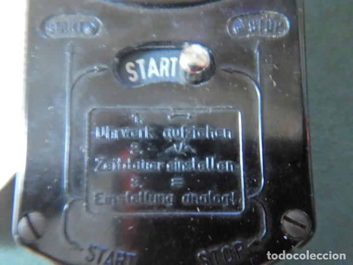 Vintage: Cronómetro antiguo hanhart para control de la electricidad - Foto 4 - 214278897