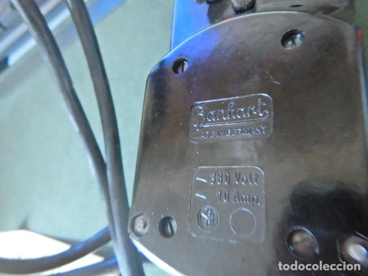 Vintage: Cronómetro antiguo hanhart para control de la electricidad - Foto 7 - 214278897