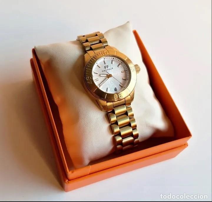RELOJ DE PULSERA , MARCA FOLLI- FOLLIE, 35 MM. (Relojes - Relojes Vintage )