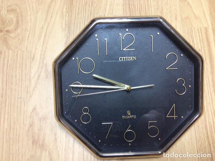 RELOJ DE PARED CITIZEN (Relojes - Relojes Vintage )