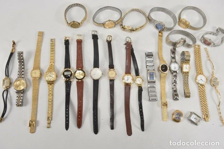 GRAN COLECCION RELOJES DE PULSERA JUNGHANS, PRÄTINA ETC (Relojes - Relojes Vintage )