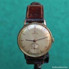 Vintage: LANCO RELOJ DE CUERDA LANGEDORF 1305 VINTAGE SUIZO MONTRE OROLOGIO WATCH. Lote 215198282