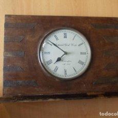 """Vintage: RELOJ DE MESA """"IMPERIAL CLOCK WORKS"""" BIRMINGHAM ESTD.1792. Lote 215892801"""