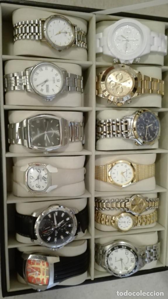 Vintage: Oportunidad!!! Enorme lote de relojes - Foto 3 - 216373031