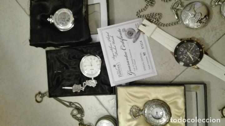 Vintage: Oportunidad!!! Enorme lote de relojes - Foto 4 - 216373031
