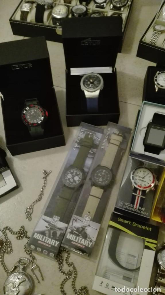 Vintage: Oportunidad!!! Enorme lote de relojes - Foto 5 - 216373031