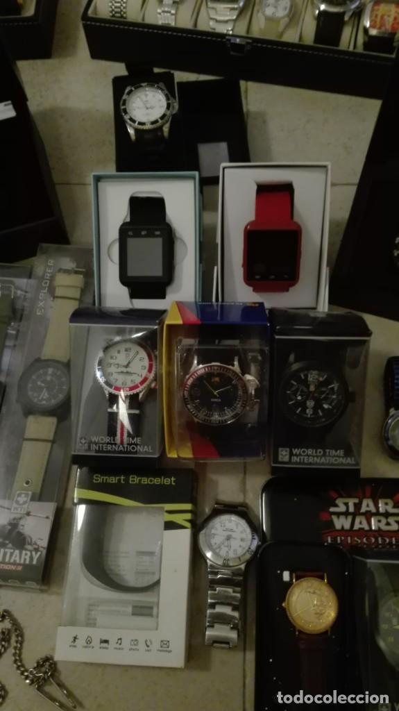 Vintage: Oportunidad!!! Enorme lote de relojes - Foto 6 - 216373031