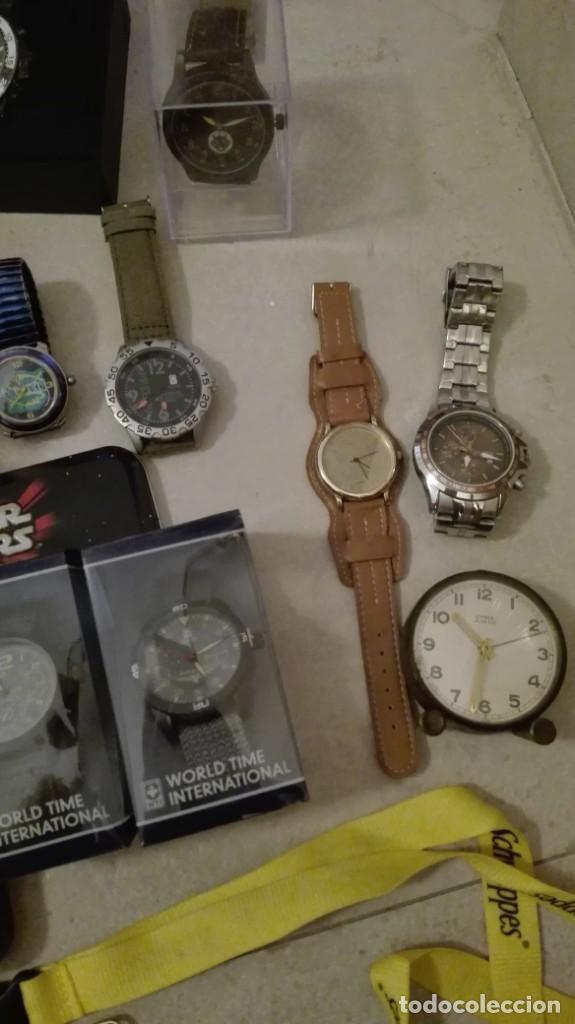 Vintage: Oportunidad!!! Enorme lote de relojes - Foto 8 - 216373031