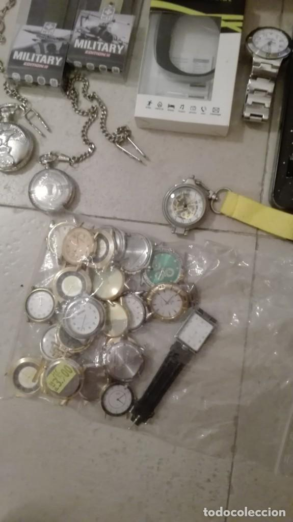 Vintage: Oportunidad!!! Enorme lote de relojes - Foto 9 - 216373031
