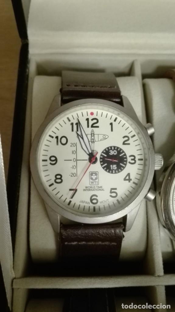 Vintage: Oportunidad!!! Enorme lote de relojes - Foto 11 - 216373031