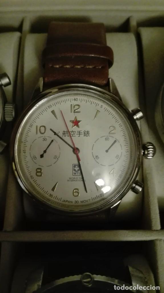 Vintage: Oportunidad!!! Enorme lote de relojes - Foto 12 - 216373031