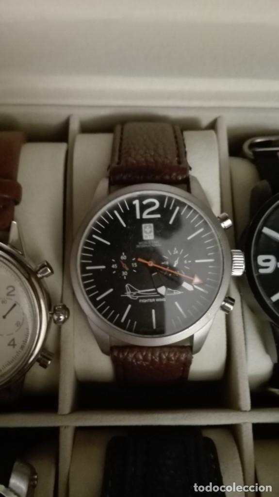 Vintage: Oportunidad!!! Enorme lote de relojes - Foto 13 - 216373031