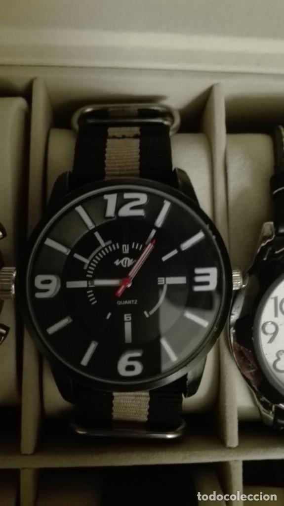 Vintage: Oportunidad!!! Enorme lote de relojes - Foto 14 - 216373031