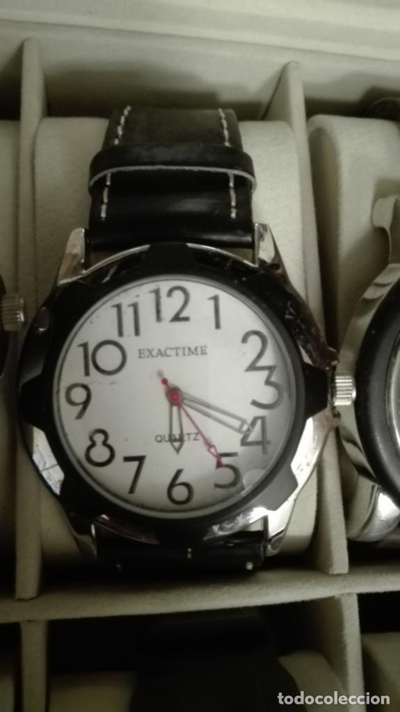 Vintage: Oportunidad!!! Enorme lote de relojes - Foto 15 - 216373031