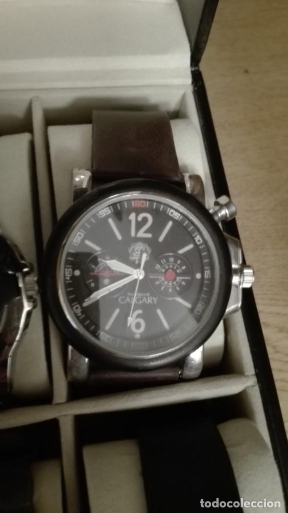 Vintage: Oportunidad!!! Enorme lote de relojes - Foto 16 - 216373031