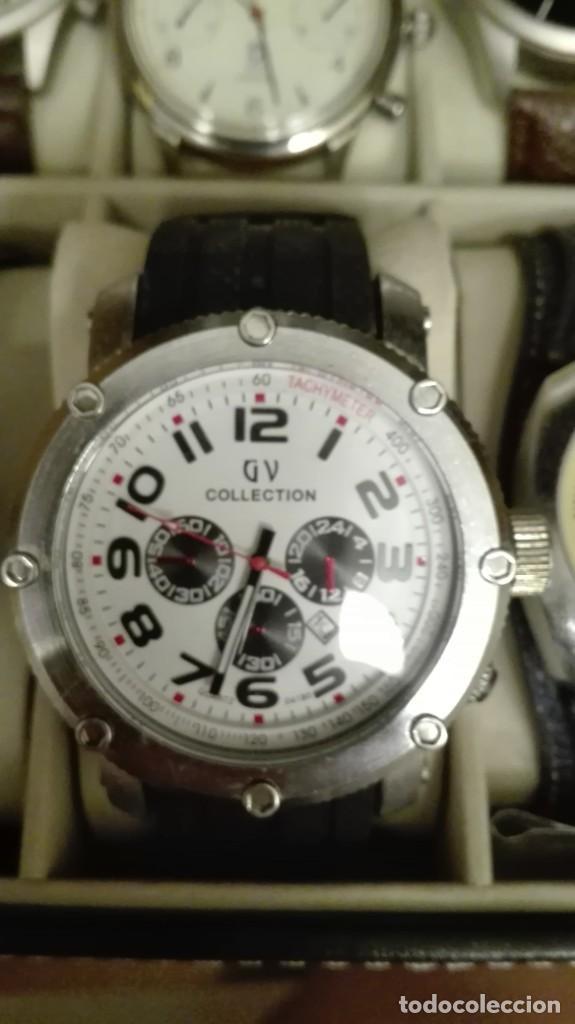 Vintage: Oportunidad!!! Enorme lote de relojes - Foto 18 - 216373031