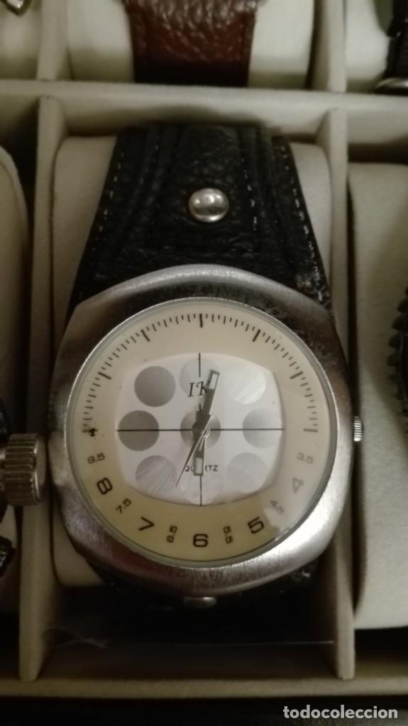 Vintage: Oportunidad!!! Enorme lote de relojes - Foto 19 - 216373031