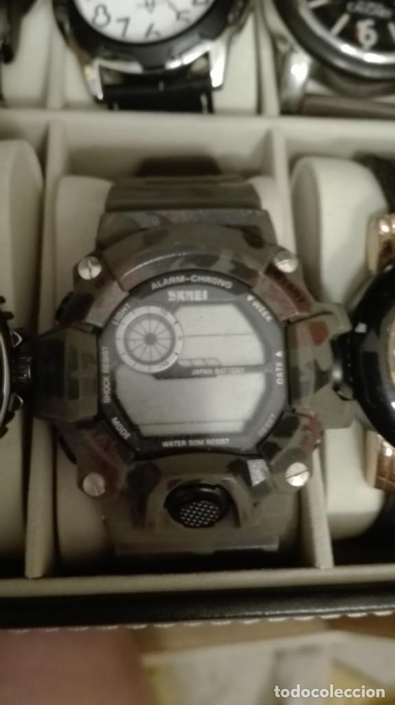 Vintage: Oportunidad!!! Enorme lote de relojes - Foto 21 - 216373031