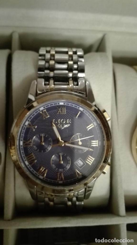Vintage: Oportunidad!!! Enorme lote de relojes - Foto 25 - 216373031