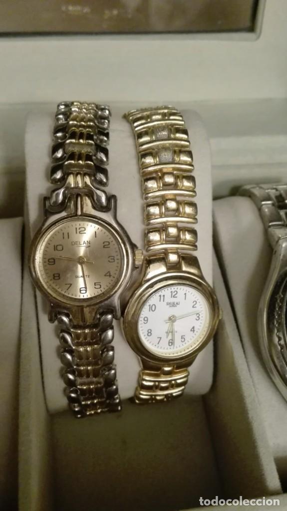 Vintage: Oportunidad!!! Enorme lote de relojes - Foto 27 - 216373031