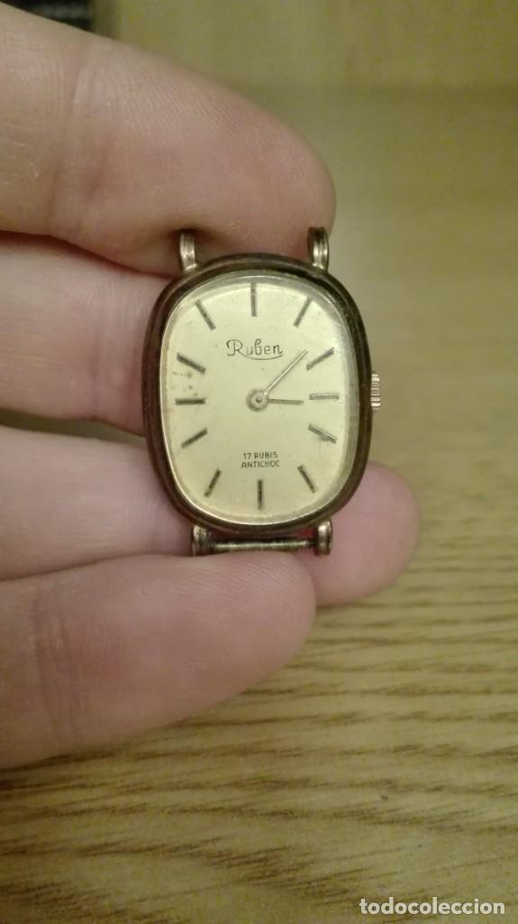 Vintage: Oportunidad!!! Enorme lote de relojes - Foto 74 - 216373031