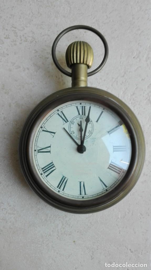GRAN RELOJ DE BOLSILLO THOMAS & ROSS. UNICO EN TC (Relojes - Relojes Vintage )