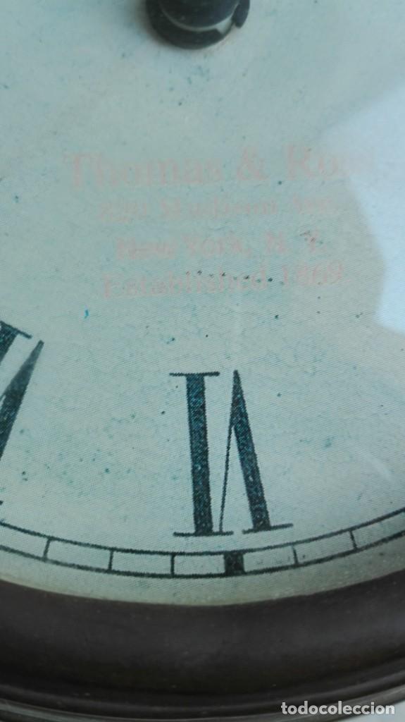 Vintage: Gran reloj de bolsillo thomas & ross. Unico en Tc - Foto 2 - 216710962