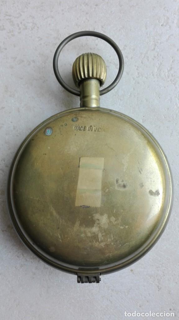 Vintage: Gran reloj de bolsillo thomas & ross. Unico en Tc - Foto 3 - 216710962