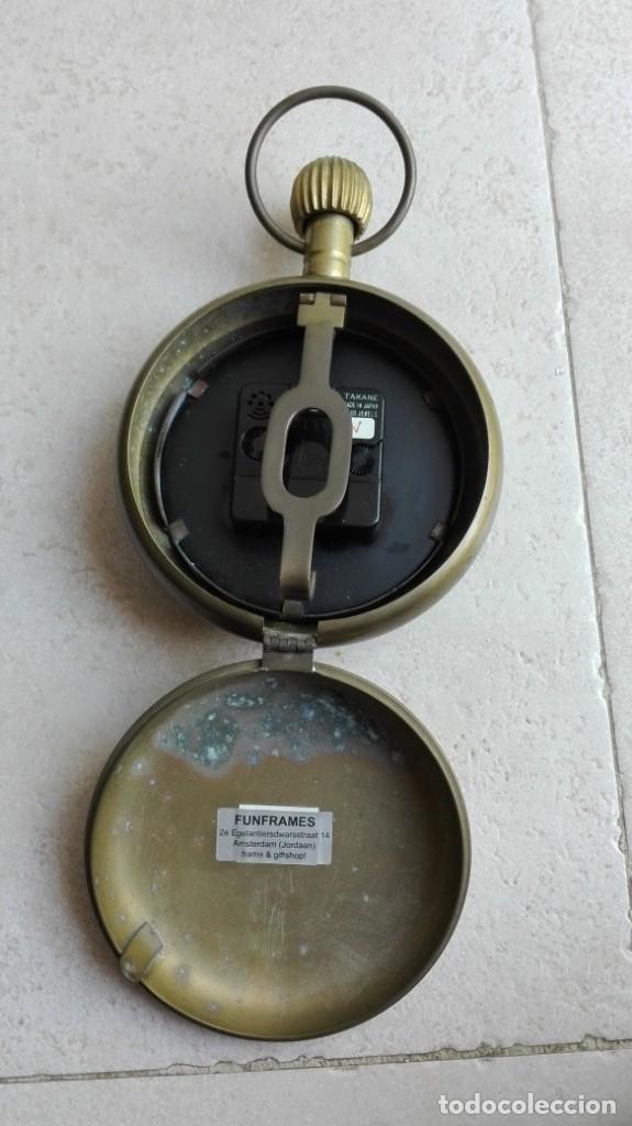 Vintage: Gran reloj de bolsillo thomas & ross. Unico en Tc - Foto 4 - 216710962