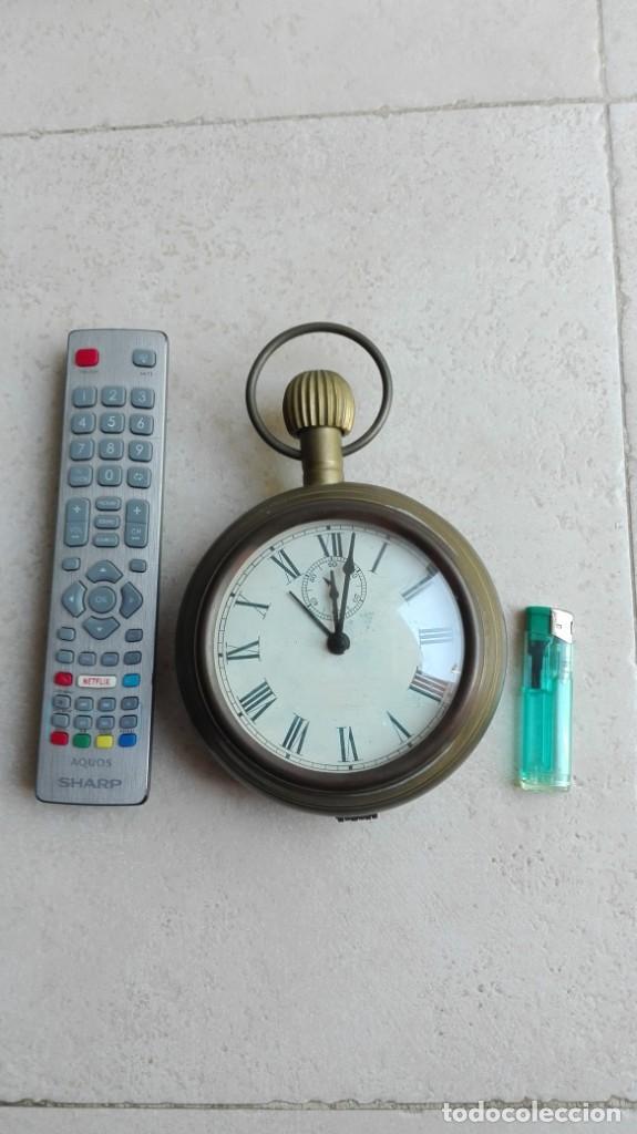 Vintage: Gran reloj de bolsillo thomas & ross. Unico en Tc - Foto 5 - 216710962