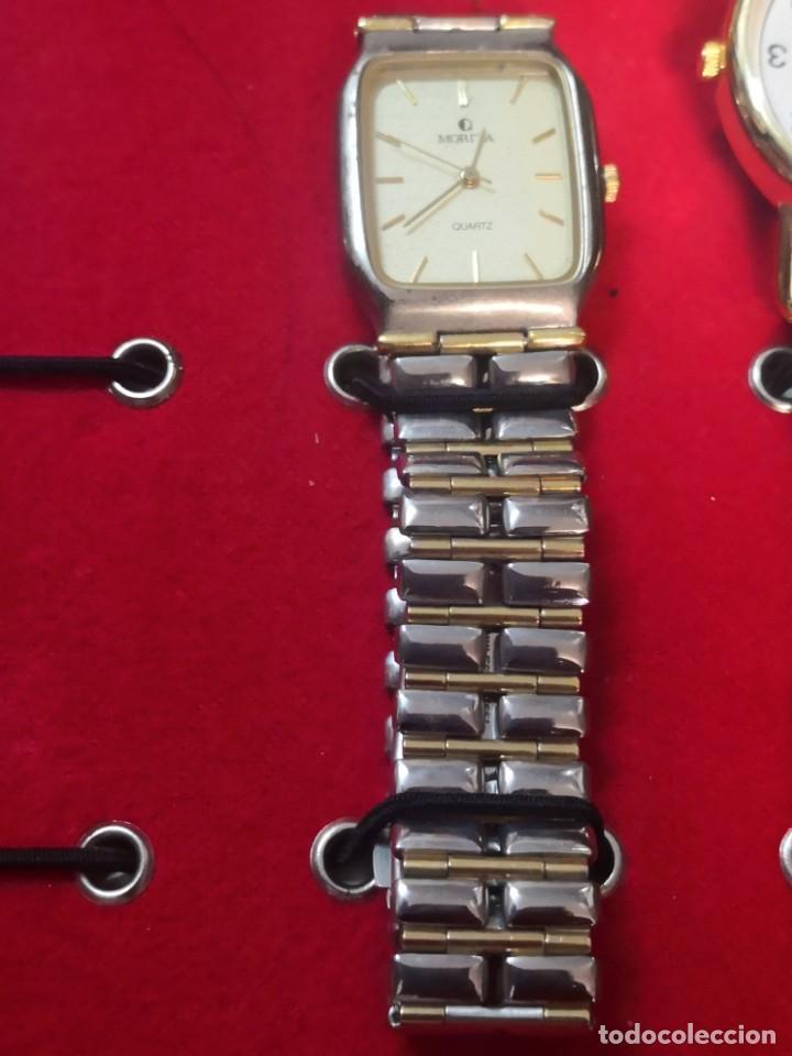 RELOJ VINTAGE MARCA MORITA (Relojes - Relojes Vintage )