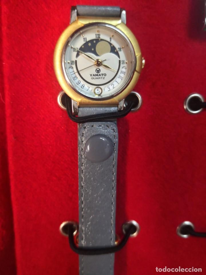 RELOJ VINTAGE MARCA YAMATO (Relojes - Relojes Vintage )