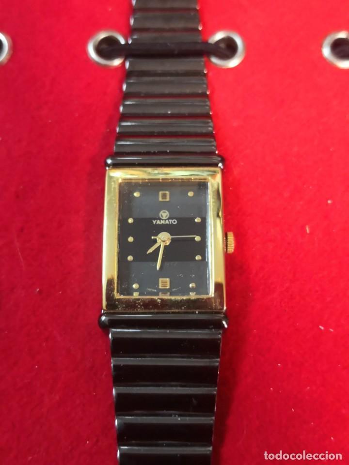 VINTAGE RELOJ DE PULSERA MARCA YAMATO QUARTZ JAPÓN (Relojes - Relojes Vintage )