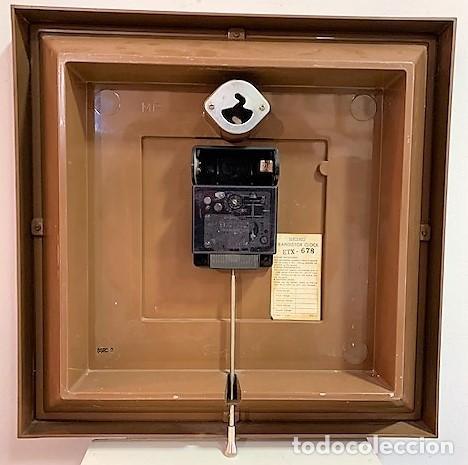 Vintage: Seiko, reloj eléctrico a batería. - Foto 2 - 217243996