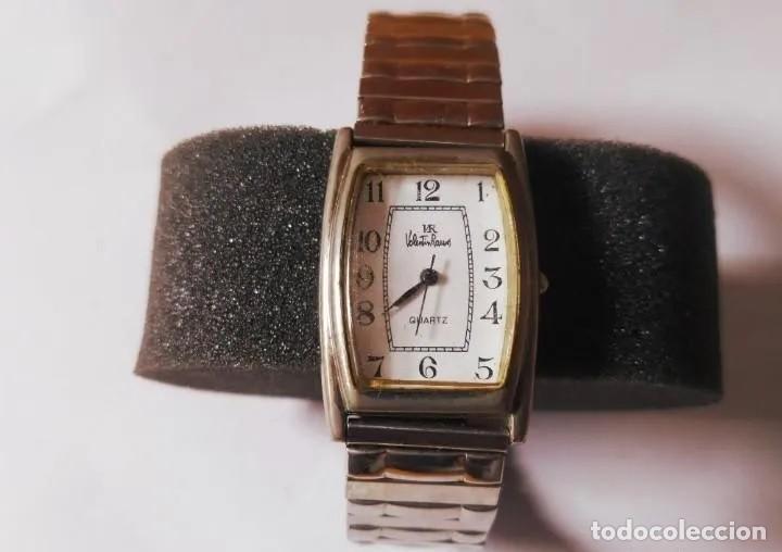 INTERESANTE RELOJ DE PULSERA VINTAGE DE VALENTIN RAMOS, AÑOS 70. SIN PROBAR (Relojes - Relojes Vintage )