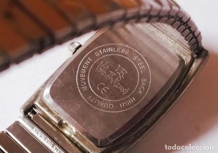 Vintage: INTERESANTE RELOJ DE PULSERA VINTAGE DE VALENTIN RAMOS, AÑOS 70. SIN PROBAR - Foto 4 - 218284331