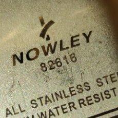 Vintage: RELOJ NOWLEY. Lote 218613630