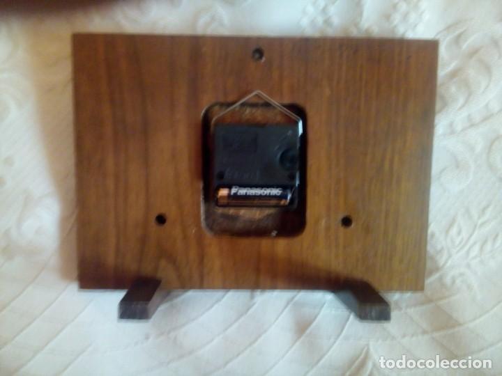 Vintage: Reloj aleman Weimar de mesa - Foto 3 - 218583161