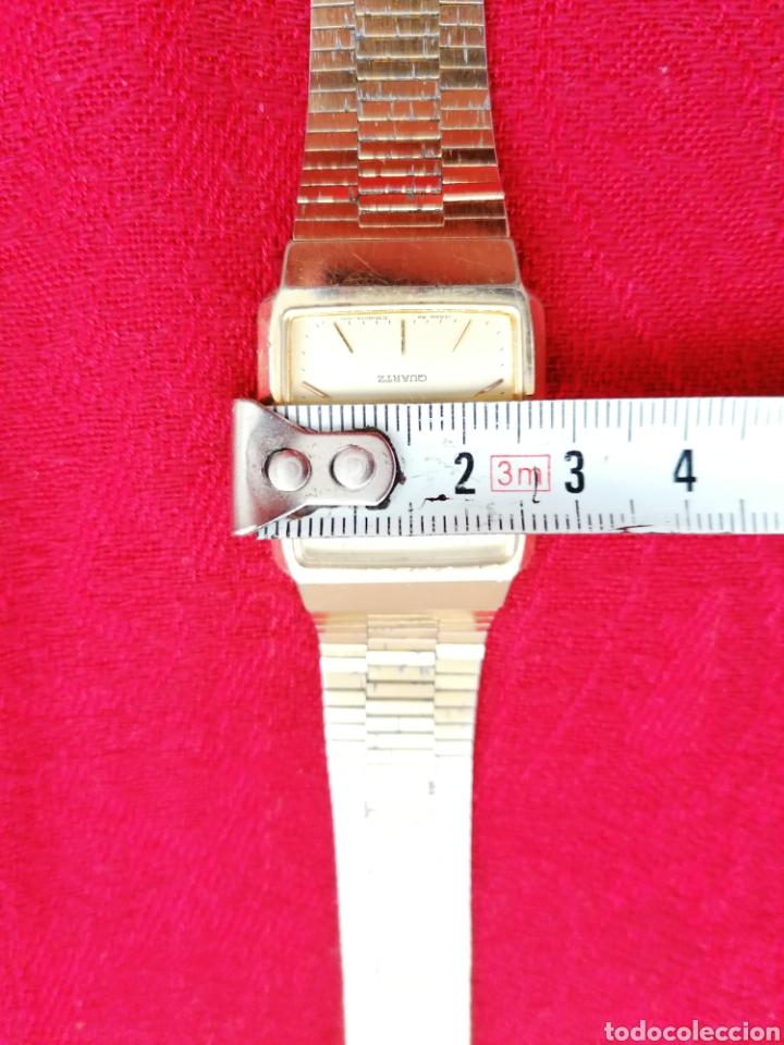 Vintage: Reloj Orient VX. - Foto 4 - 218951125