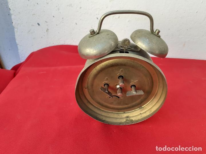 Vintage: reloj de campana - Foto 2 - 219167736