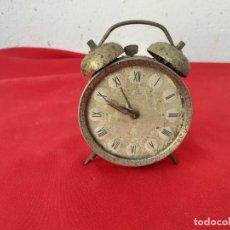 Vintage: RELOJ DESPERTADOR TITAN. Lote 219168012