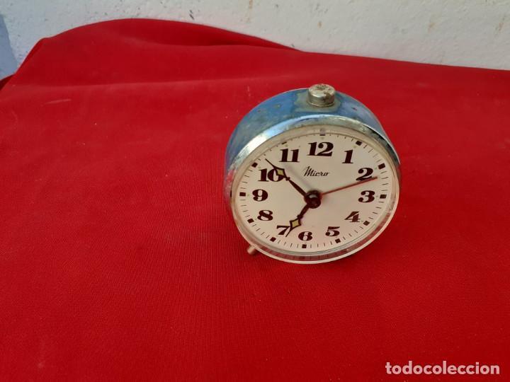 Vintage: reloj de sobremesa - Foto 2 - 219168112