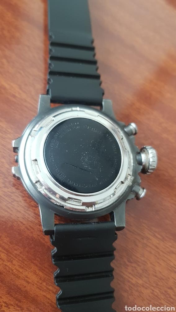 Vintage: Reloj Seiko Chronograph - Foto 4 - 219169127