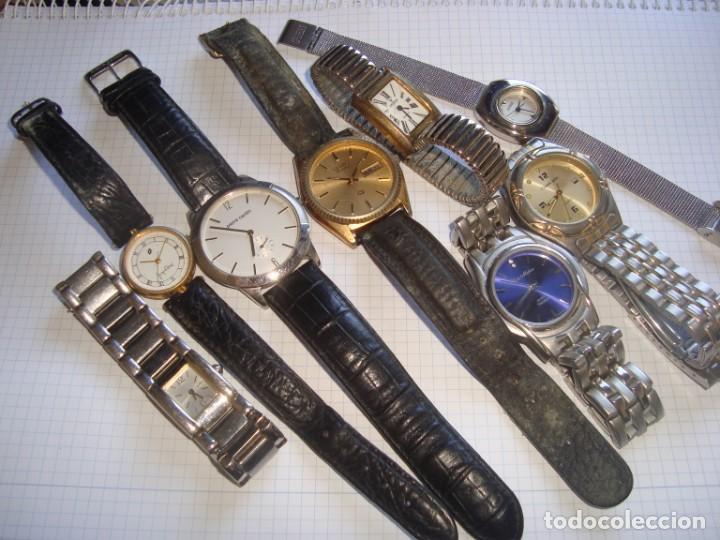 LOTE VARIADO DE RELOJES DE PULSERA DE QUARTZ (Relojes - Relojes Vintage )