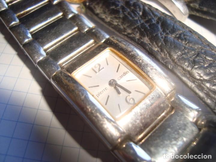Vintage: lote variado de relojes de pulsera de quartz - Foto 3 - 219172077