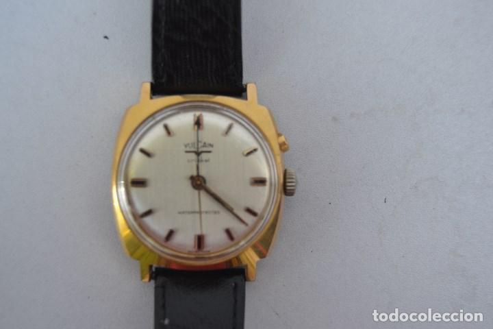 RARO RELOJ VULCAIN CRICKET CON ALARMA (Relojes - Relojes Vintage )