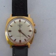 Vintage: RARO RELOJ VULCAIN CRICKET CON ALARMA. Lote 219198540