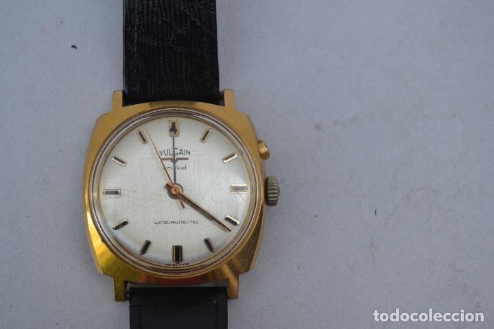 Vintage: RARO RELOJ VULCAIN CRICKET CON ALARMA - Foto 2 - 219198540