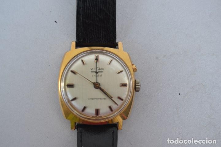 Vintage: RARO RELOJ VULCAIN CRICKET CON ALARMA - Foto 3 - 219198540